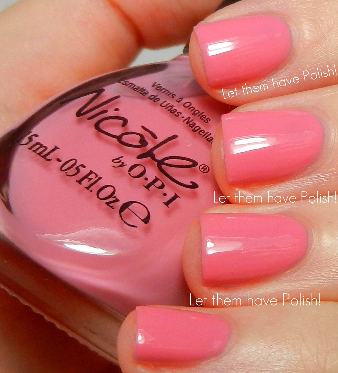let them have polish   nicole by o p i cvs exclusives