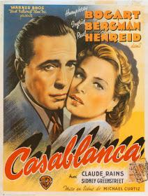 Filme Casablanca Dublado AVI DVDRip