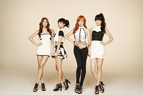 Foto Girlband Miss A