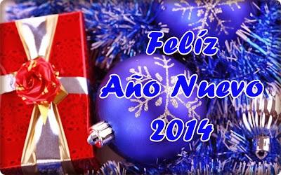 Feliz Año Nuevo 2014 fondos de escritorio