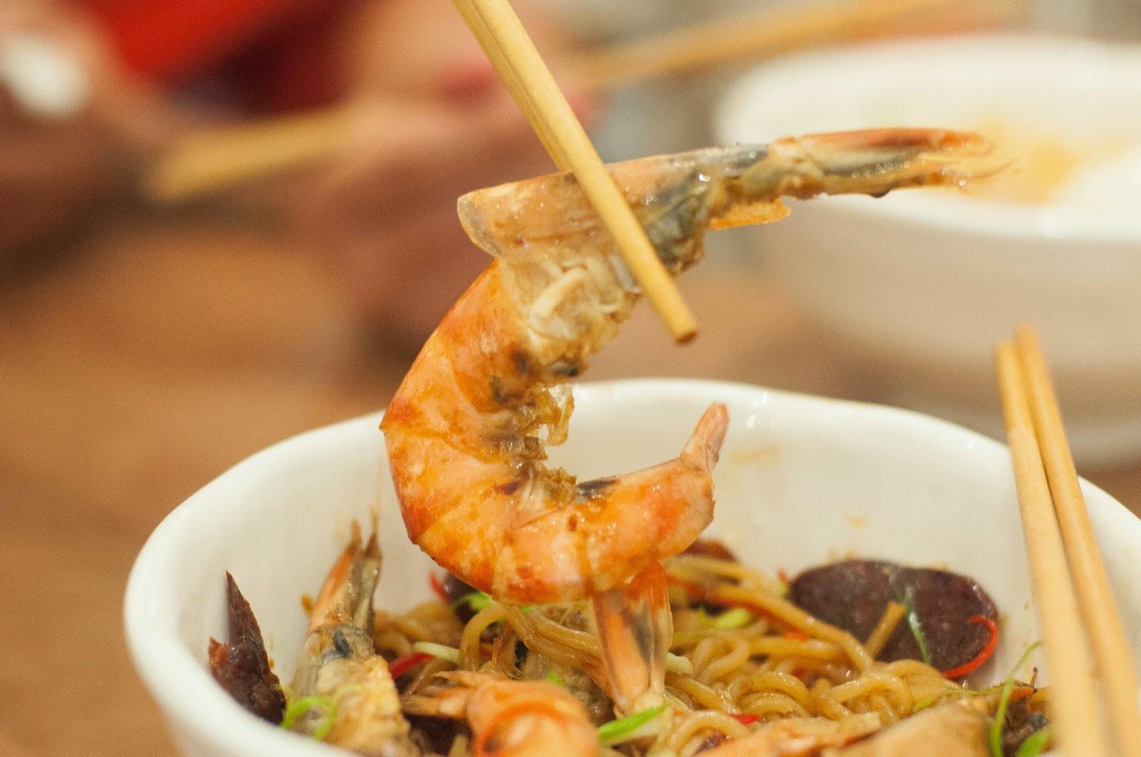 GRUB Noodle Bar food Review