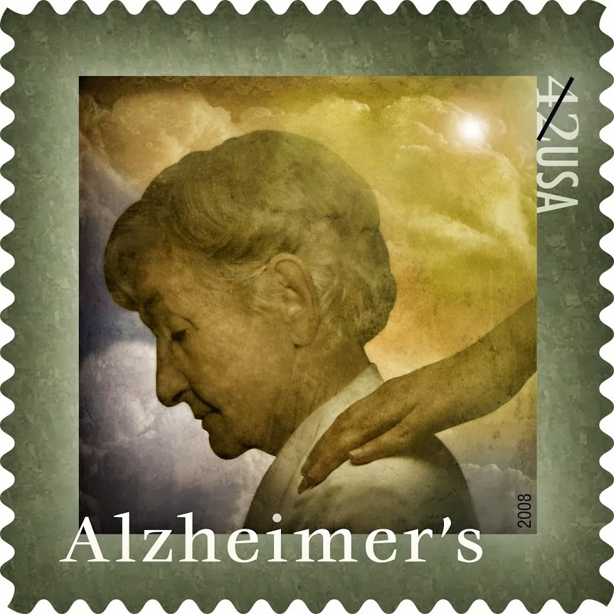 Alzheimer's Disease Research Semipostal Stamp