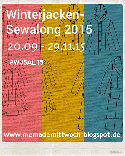 Winterjacken-Sew-Along