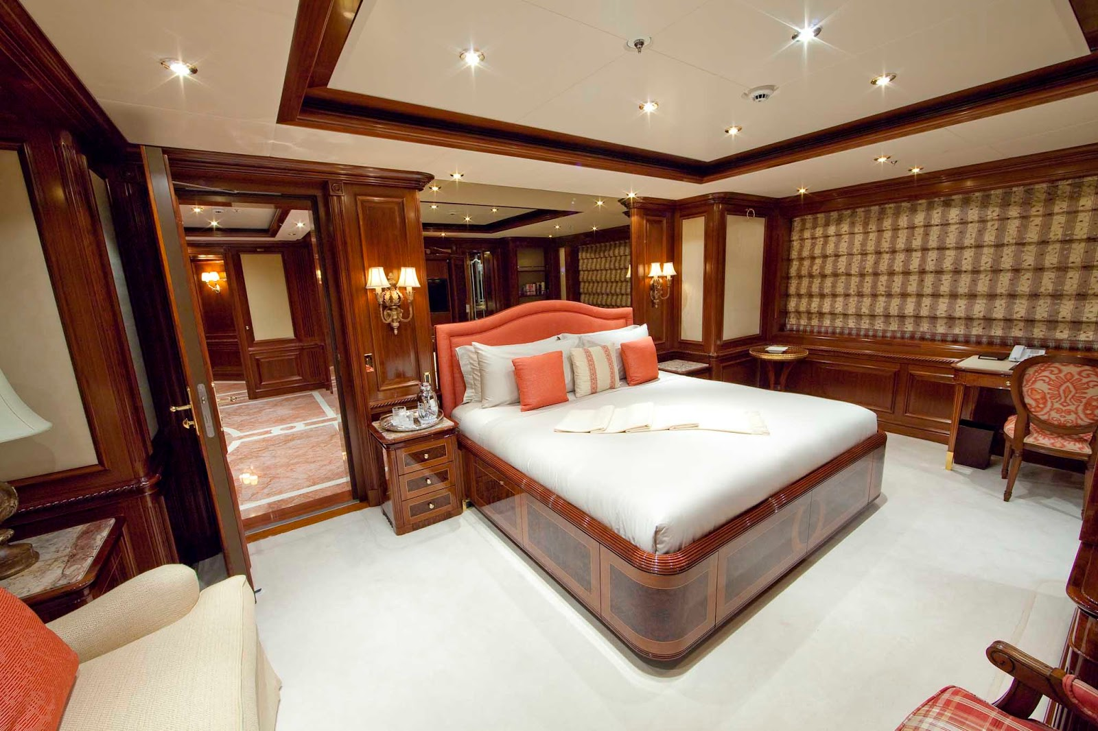 GOLDEN ODYSSEY Superyacht Guest Room 2