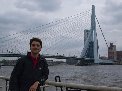 Erasmusbrug, Puente de Erasmo de Rotterdam
