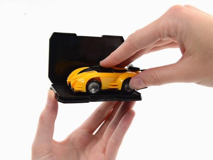 Xe đồ chơi có trí thông minh nhân tạo Anki Drive