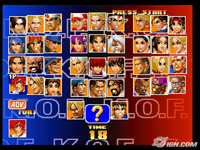 The king of fighters 97,98,99 game free download for pc full version