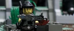 Gears of War 3 en LEGO
