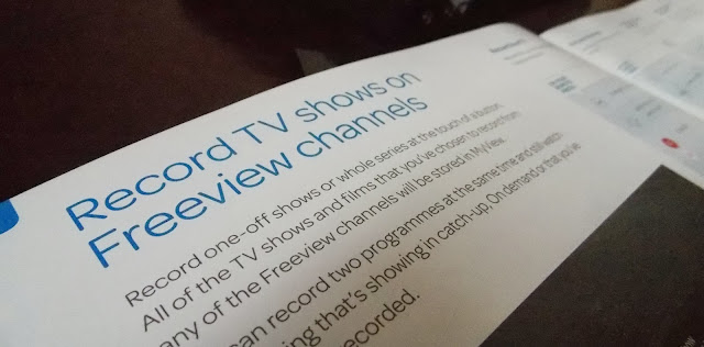 TalkTalk youview user guide instructions