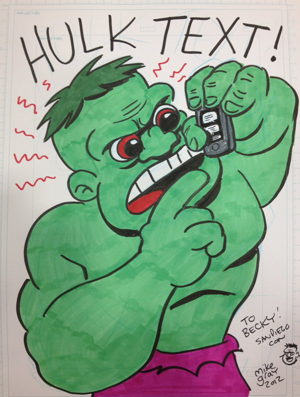 easy hulk drawings - photo #18