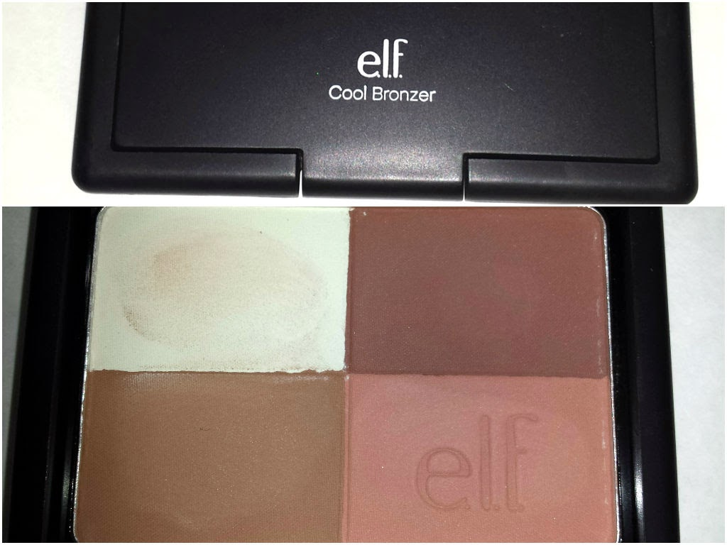 Elf Studio Bronzer Palette,
