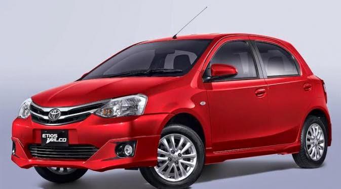 Mengintip Tampilan Baru Toyota Etios Valco di 2015