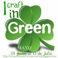 ahora el color verde
