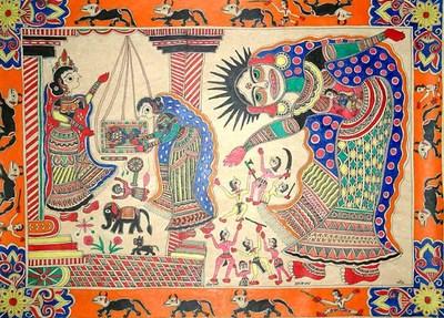 Indian Art-1