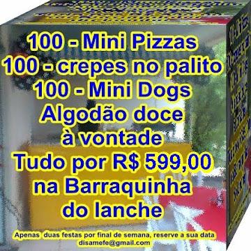 4 PRODUTOS POR R$ 599,00