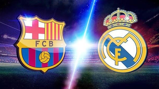 """Foto El Clasico """"Barcelona vs Real Madrid"""" 2015"""