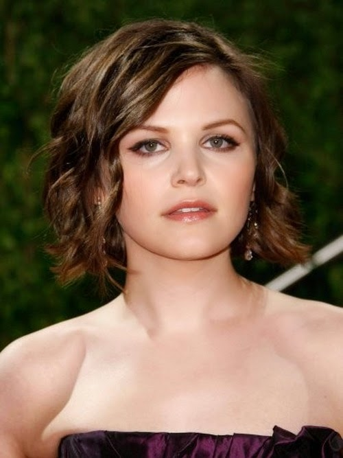 2014 short hairstyles for square faces for prom
