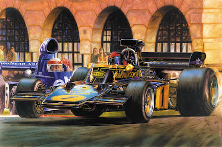 Emerson Fittipaldi, Monaco GP