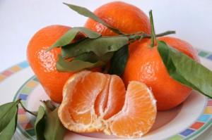 Диета мандариновая