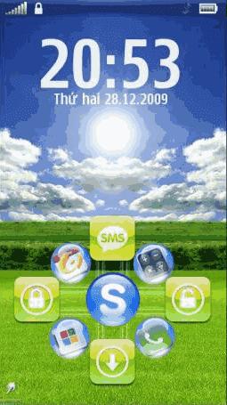 kunci telepon iPhone s60v3