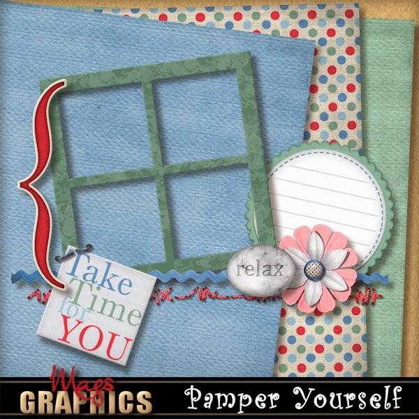 """DSA Blog Hop - """"Pamper Yourself"""""""