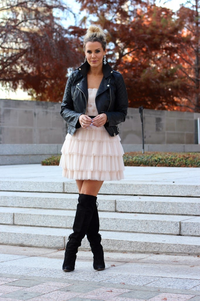 What Courtney Wore (Fashion Blogger)