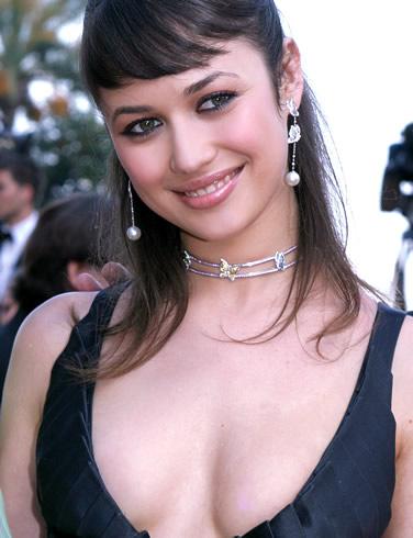 Olga kurylenko breast