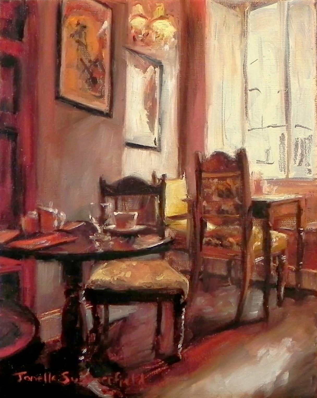 Jonelle Summerfield Oil Paintings November 2013