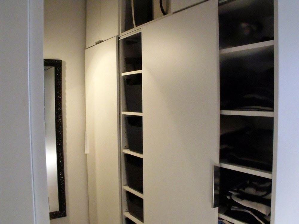 Faktum as walk in closet ikea hackers for Ikea kuchenschrank faktum