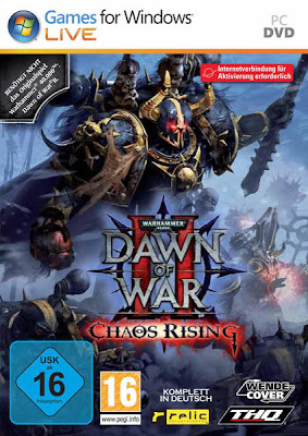 Warhammer 40k Dawn Of War II - Chaos Rising