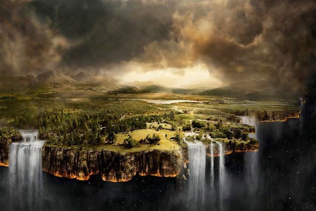 Artistic 3D Nature Wallpaper