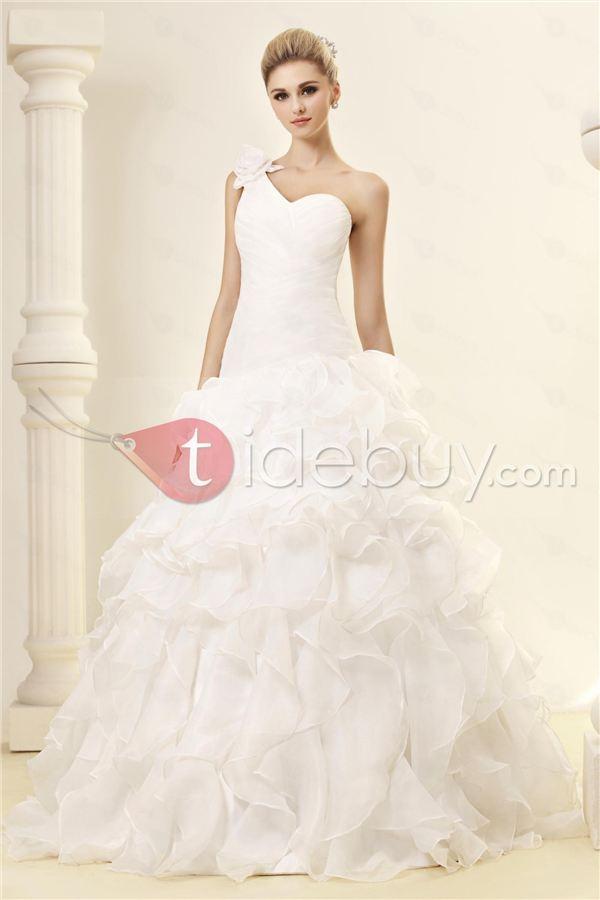 robe de mariee pour epaule large