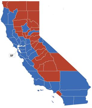 Springtime of nations south california statehood movement