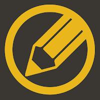 Logo teoridesain yang akan diedit