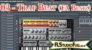 03 - Trap Beat (FA Beatz - FLStudioFull.com)