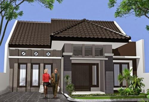 Gambar Atap Rumah Minimalis