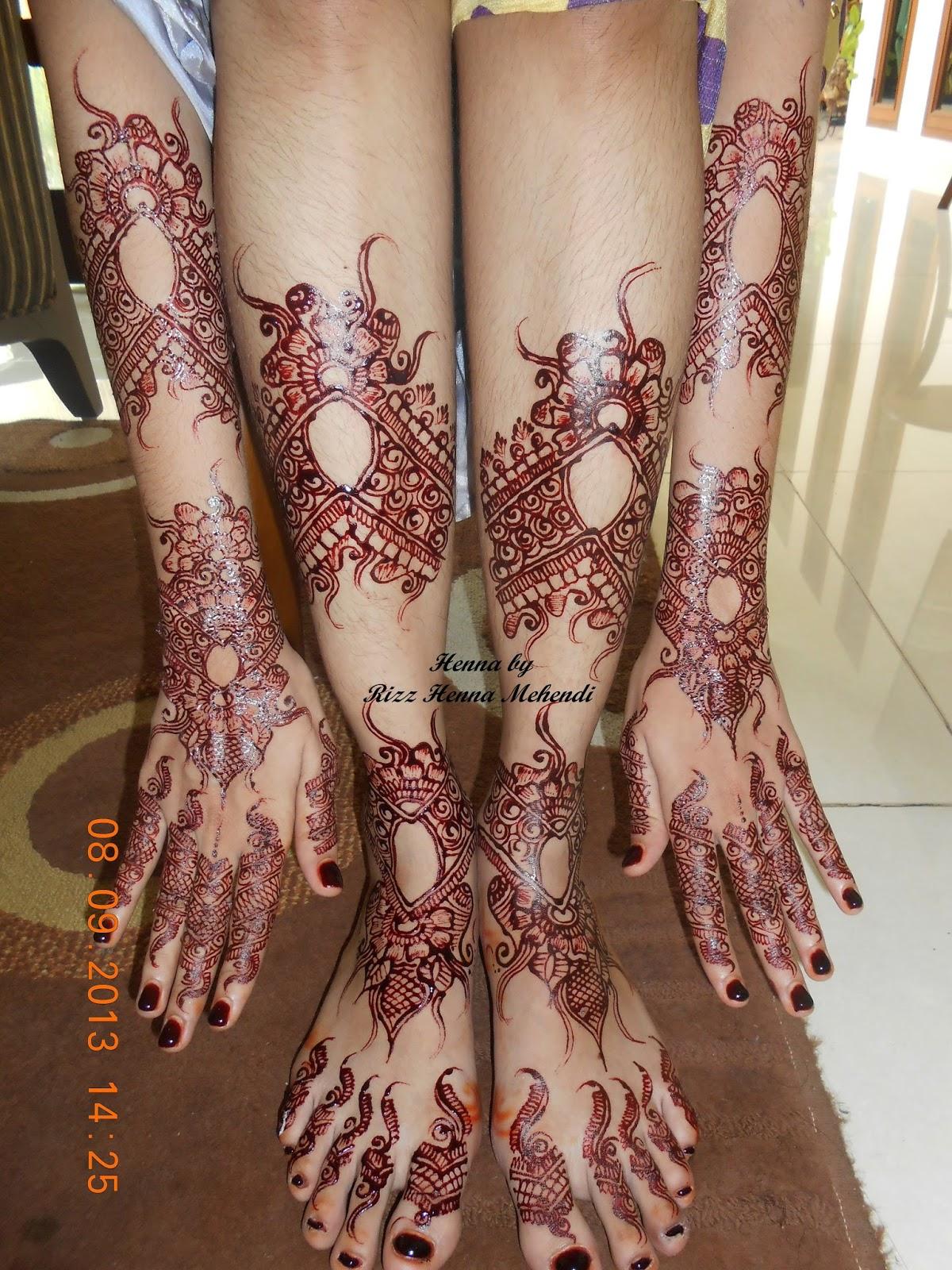 Rizz Henna Mehendi Jakarta