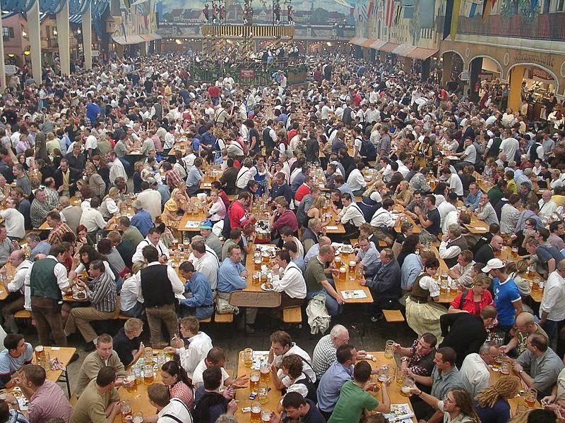 gambar tempat wisata jerman terpopuler