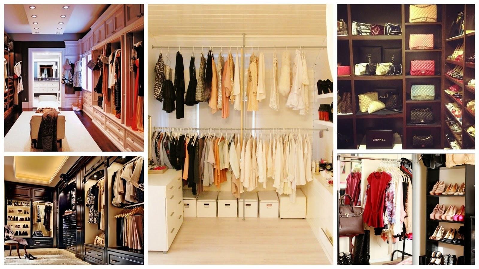 Baños Lujo Vestidores:Rachel´s Fashion Room: El vestidor la estancia más deseada de la
