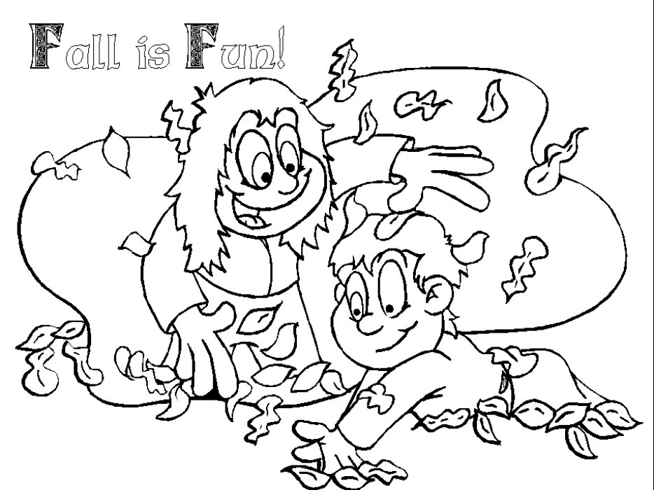 free fall coloring pages for kids  u0026gt  u0026gt  disney coloring pages
