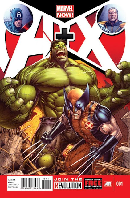 A+X (Marvel Now) Descarga Gratis Español Comics