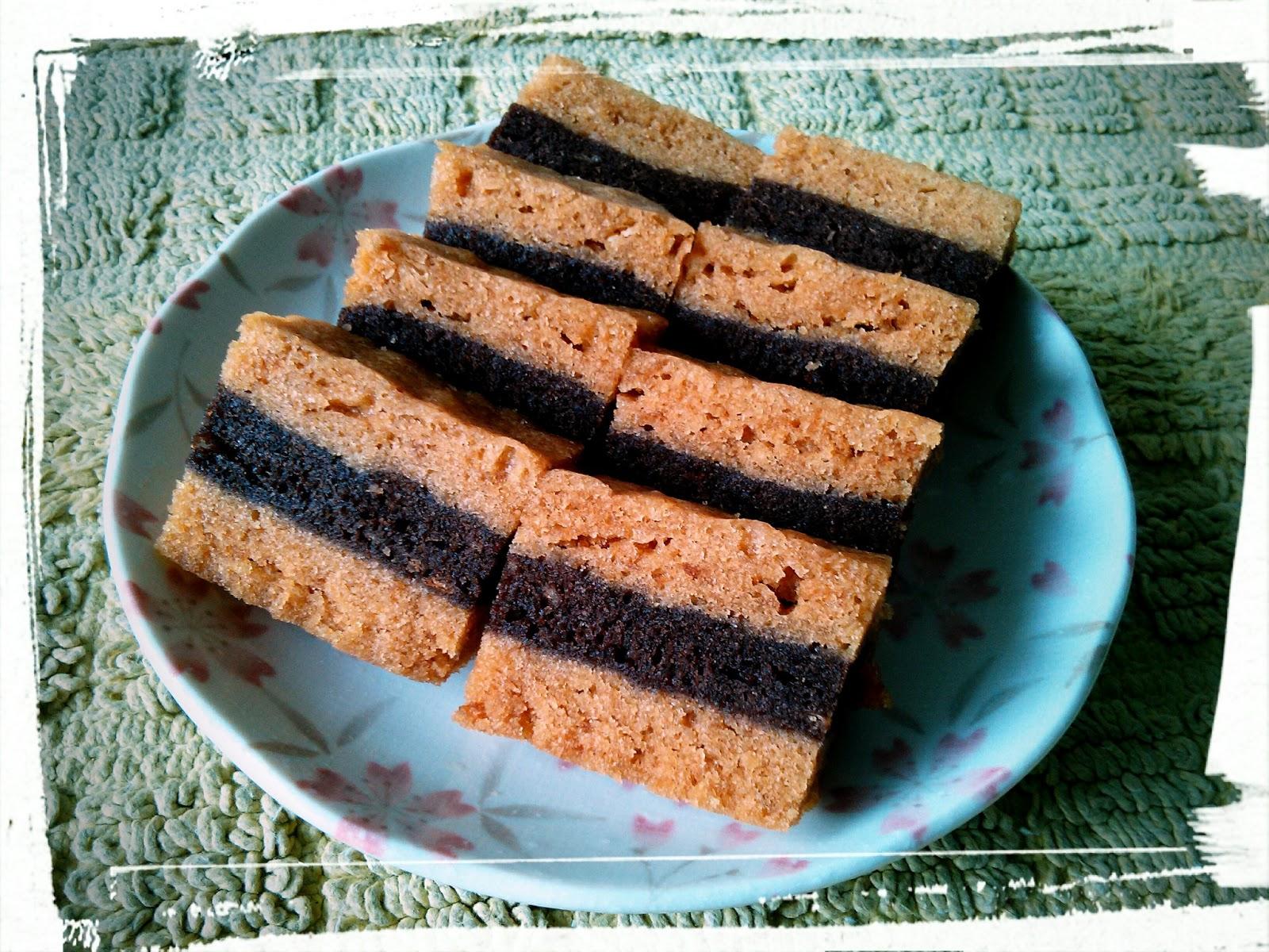 Horlick Cake Lapis Recipe