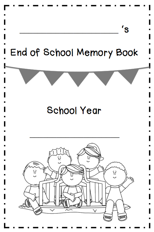 Obsessed image pertaining to free printable memory book templates