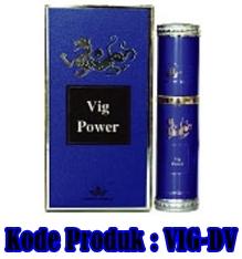 Aturan Minum Vig Power Capsule