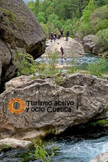 Barranco de Los Cortados - Turismo Activo y Ocio Cuenca