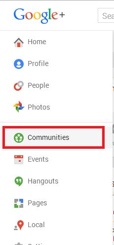 cara menambah teman folower google plus