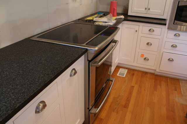 Useful idea Kitchenaid range filler strip