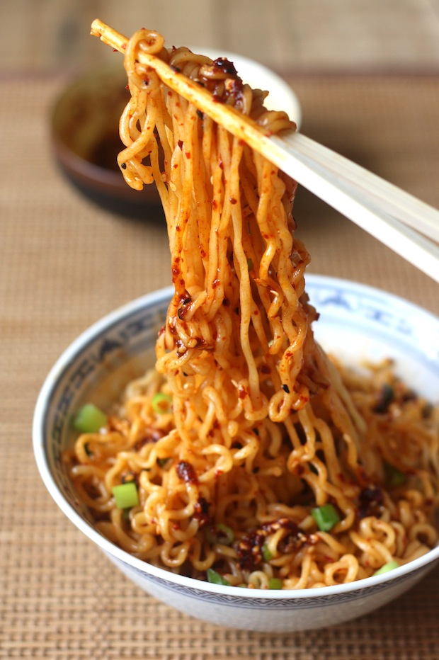 recipe: how to make spicy ramen noodles [2]