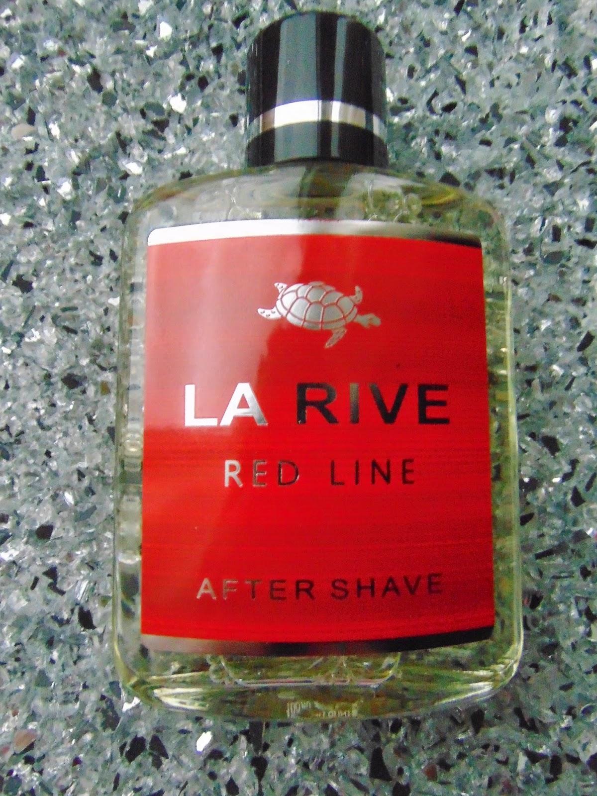 La Rive Red Line After Shave - www.annitschkasblog.de