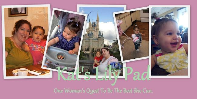 Kat's Lily Pad